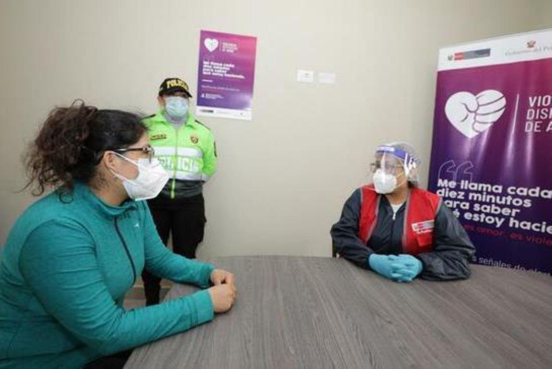 MIMP inauguró nuevo Centro Emergencia Mujer en la comisaría de Maranga. Foto: ANDINA/Difusión.