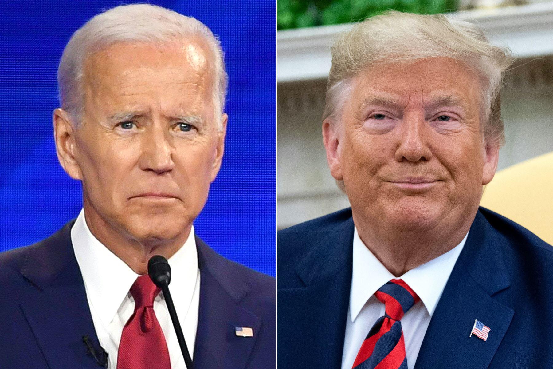 """Intentos de pirateo, fracasados, provenientes de China, afectaron directamente a personalidades como el candidato demócrata Joe Biden y una personalidad """"antes asociada"""" al gobierno de Donald Trump, según Microsoft. Foto: AFP"""