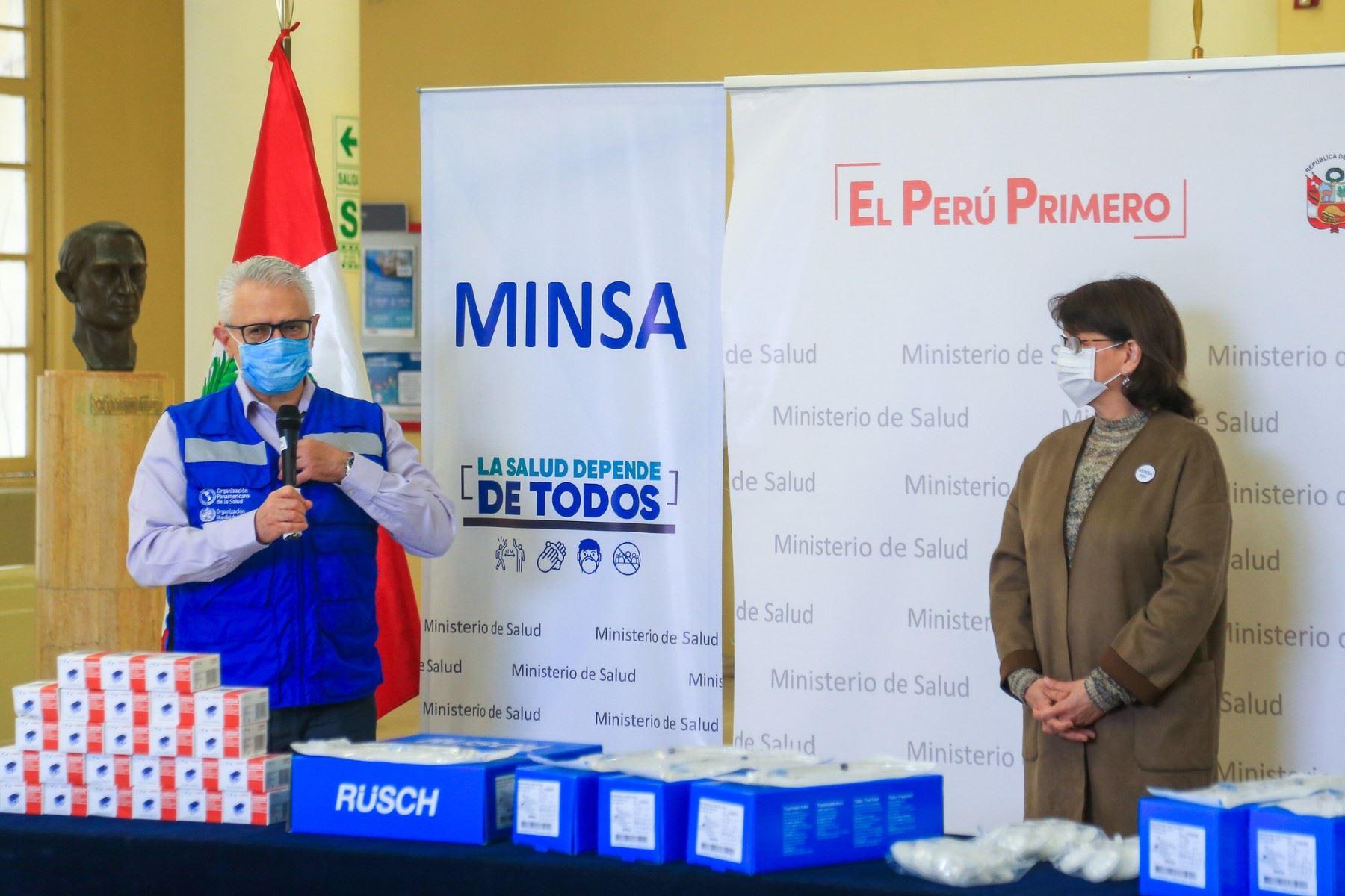 Coronavirus: Minsa recibe cerca de 2,000 pulsioxímetros para monitoreo de pacientes   Noticias