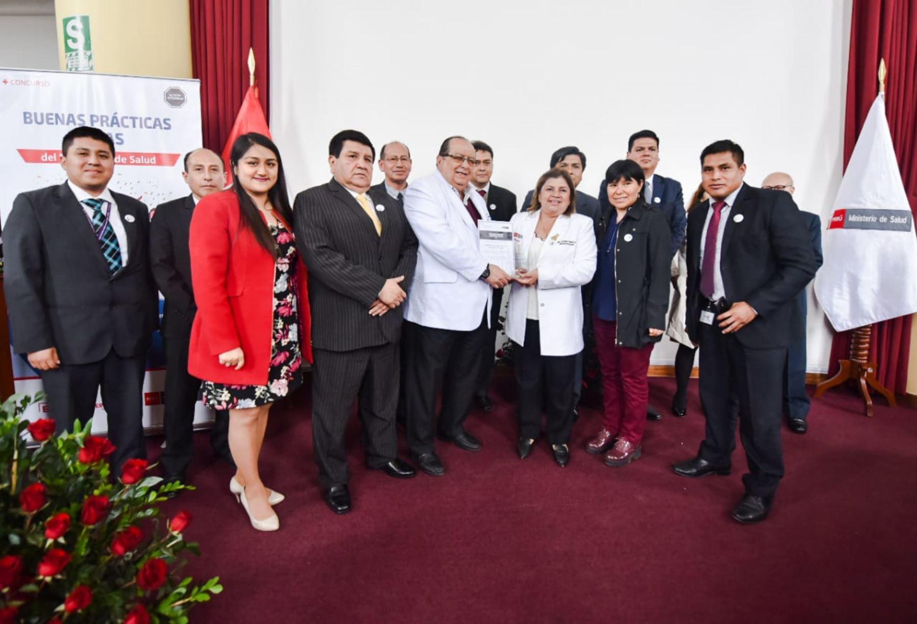 Con herramienta de ejecución presupuestal se logró tomar decisiones oportunas a favor de los pequeños pacientes. Foto: INSN-San Borja