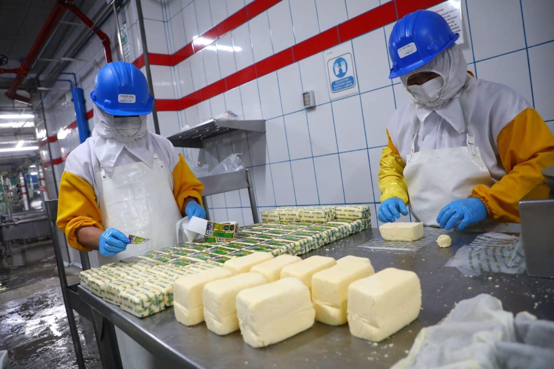 Micro y pequeñas empresas (mypes). Foto: ANDINA/Difusión