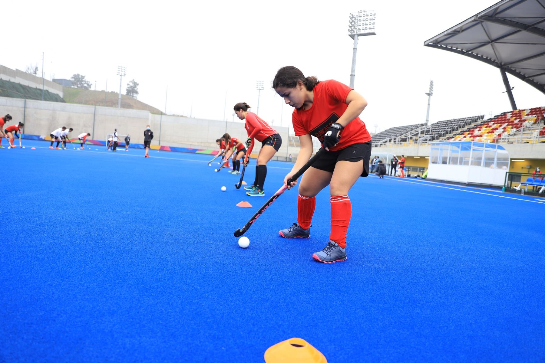 El hockey peruano está de vuelta con la tarea de elevar su nivel y masificarse | Noticias