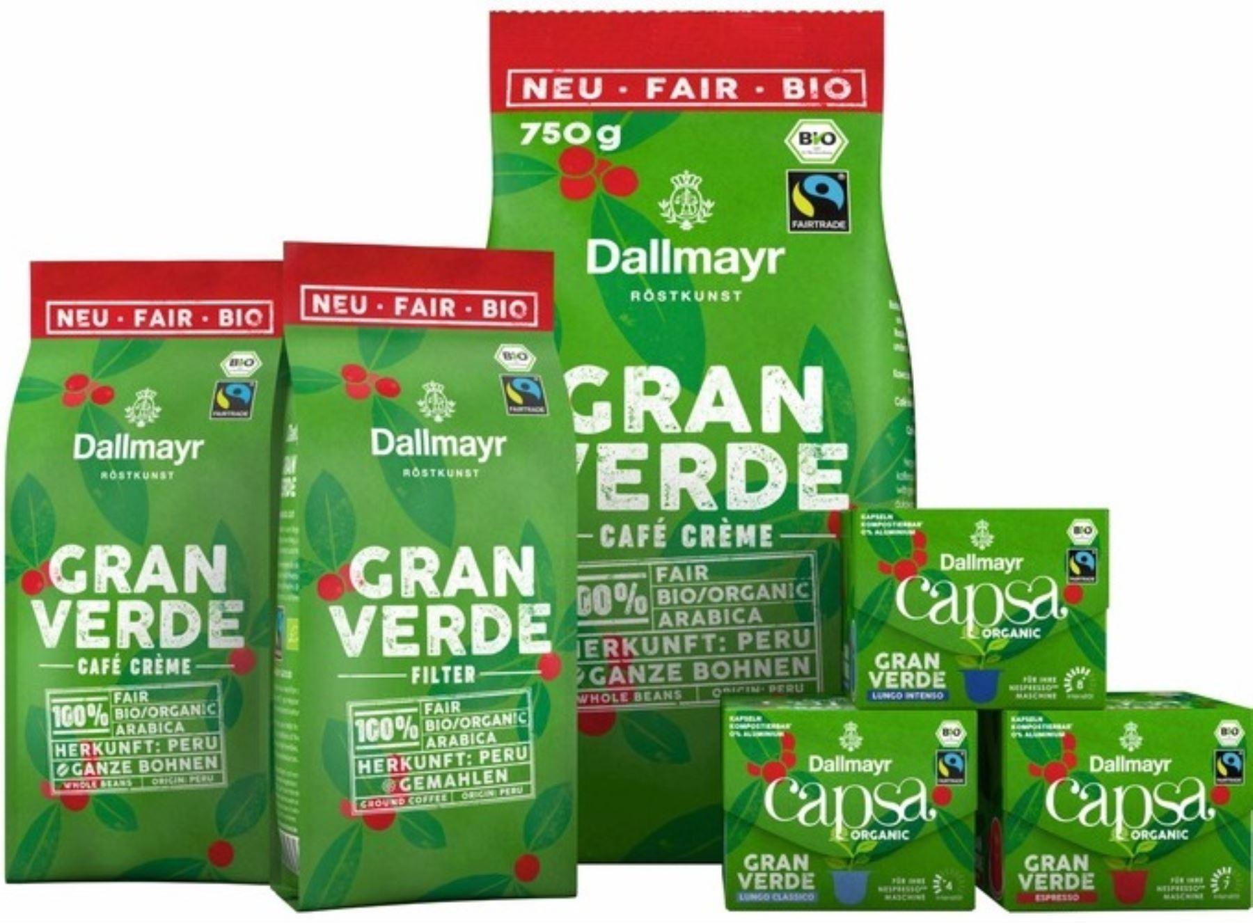 El café peruano es la nueva estrella de la famosa cadena Dallmayr de Alemania | Noticias