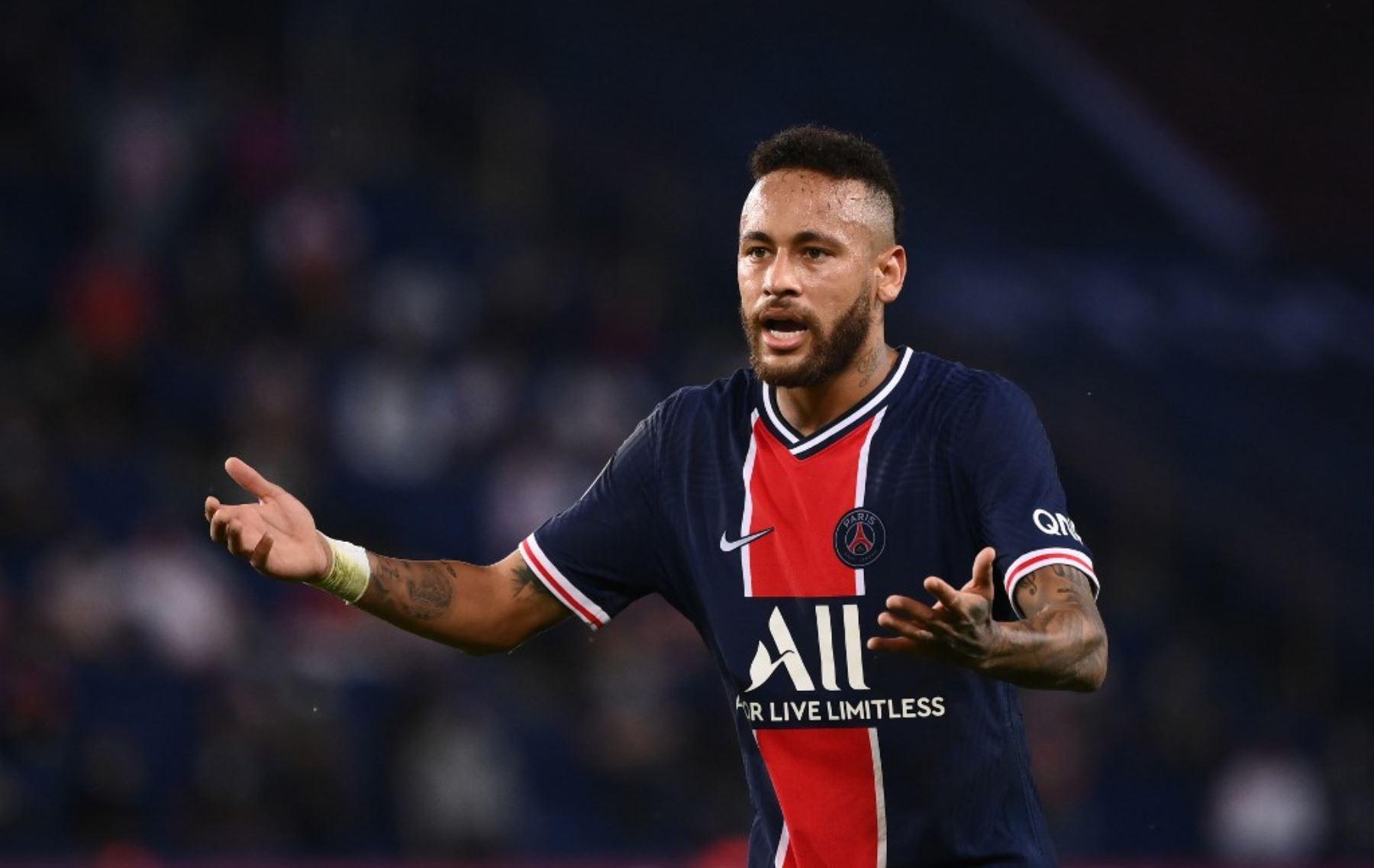El PSG apoya a Neymar y la liga francesa tratará el miércoles las cinco expulsiones   Noticias