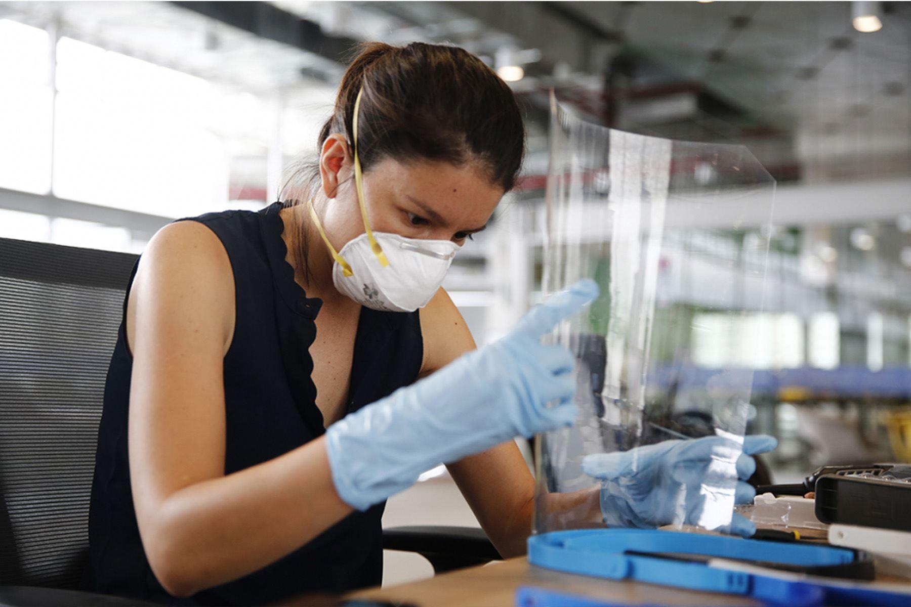 Laboratorios de fabricación digital ofrecen tecnología solidaria en tiempos de covid-19 | Noticias