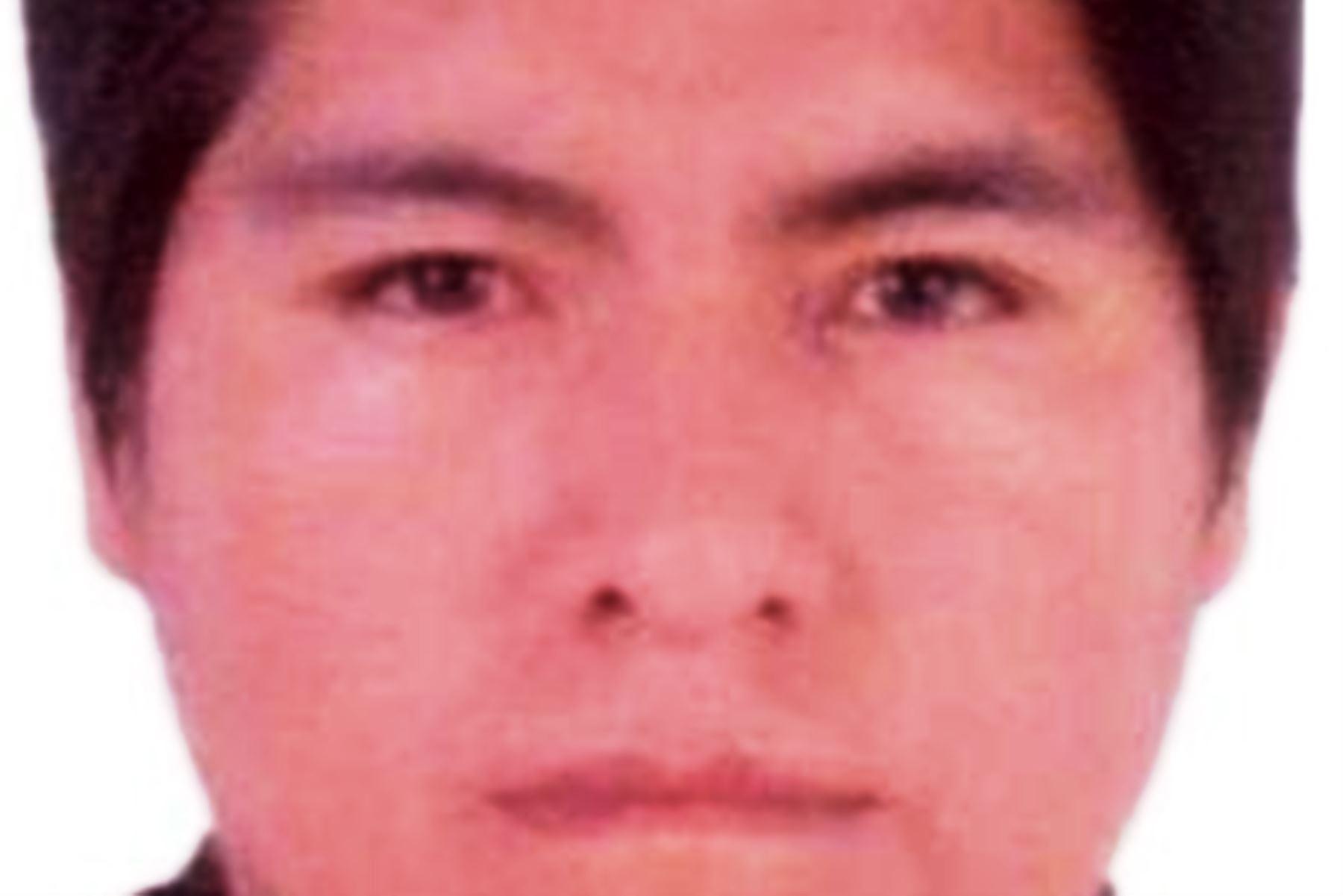 Mininter: ofrecen S/ 30,000 por captura de presunto feminicida Segundo Apaza. Foto: ANDINA/Difusión.