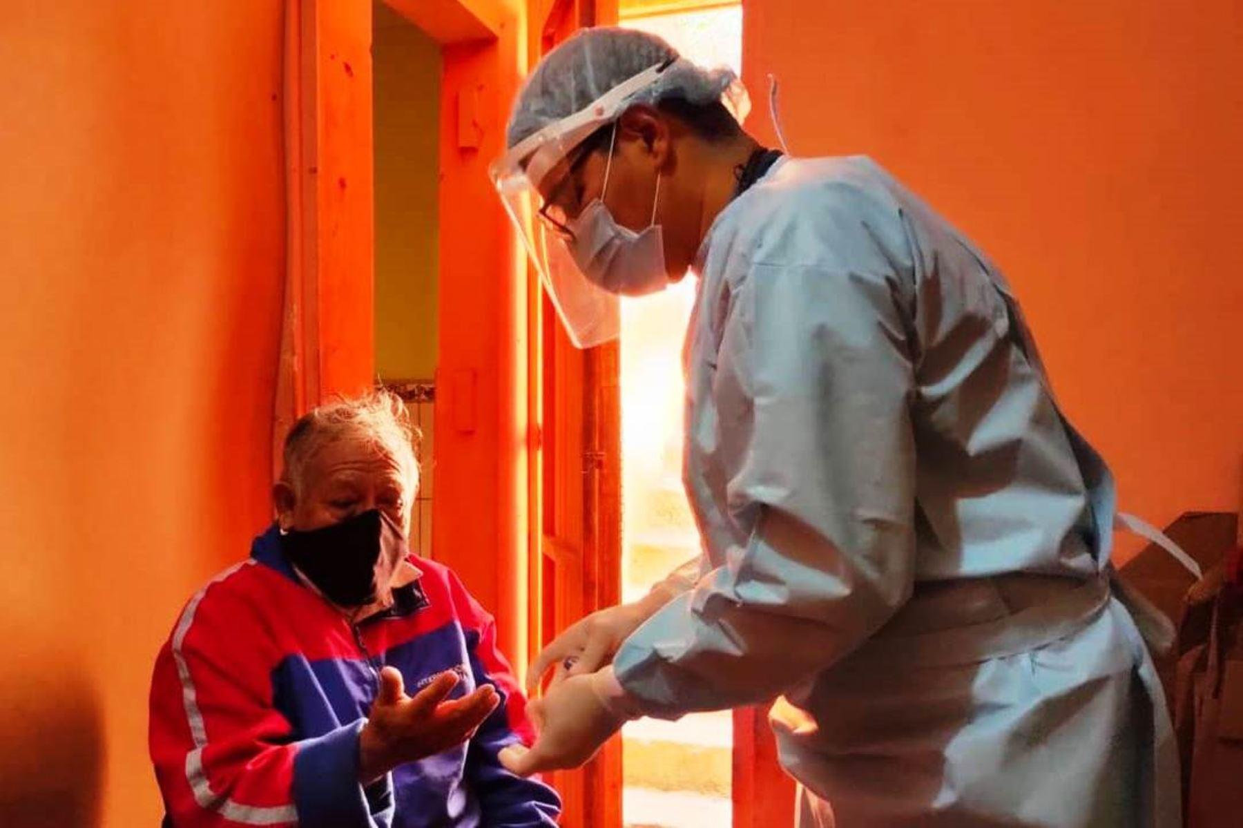 Coronavirus: Minsa hizo seguimiento a cerca de 120,000 pacientes en Lima este. Foto: ANDINA/Difusión.