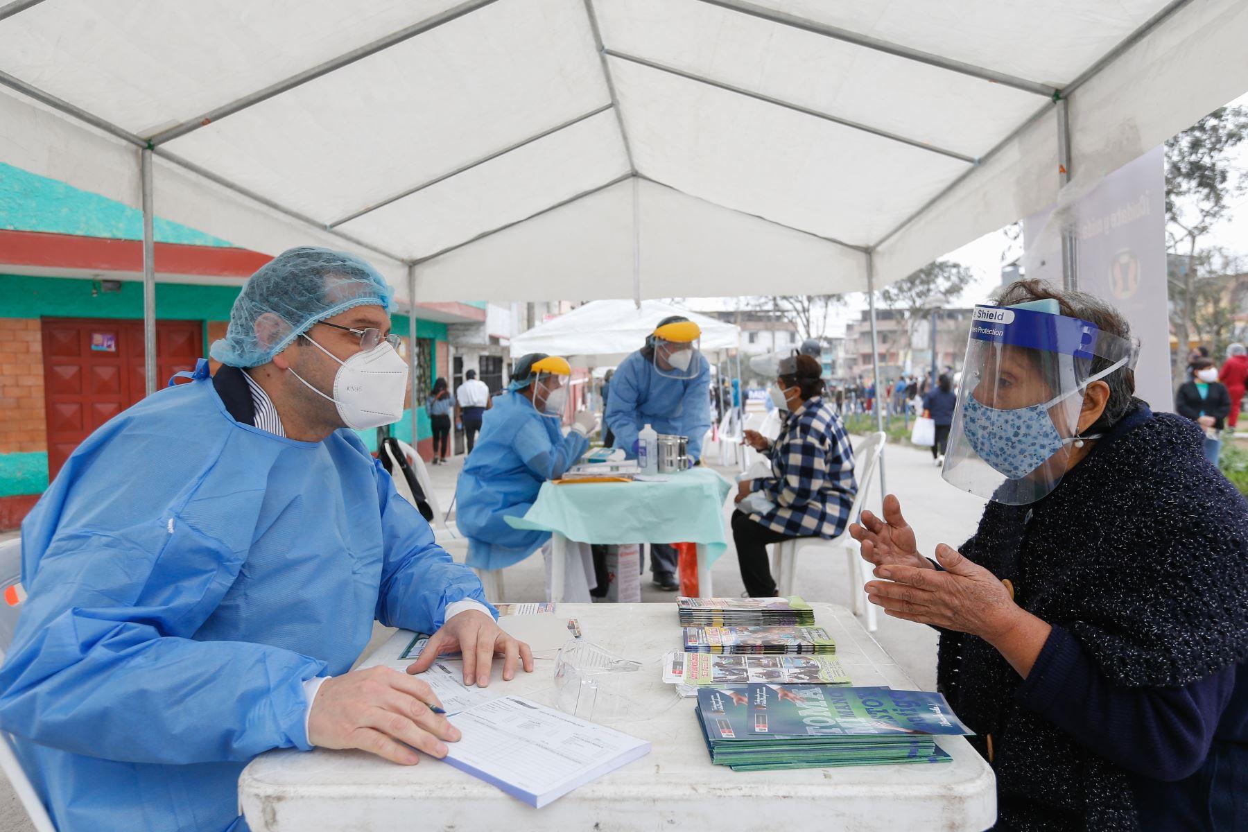Coronavirus: Plan Tayta llegará al Callao para tomar pruebas y brindar atención sanitaria   Noticias