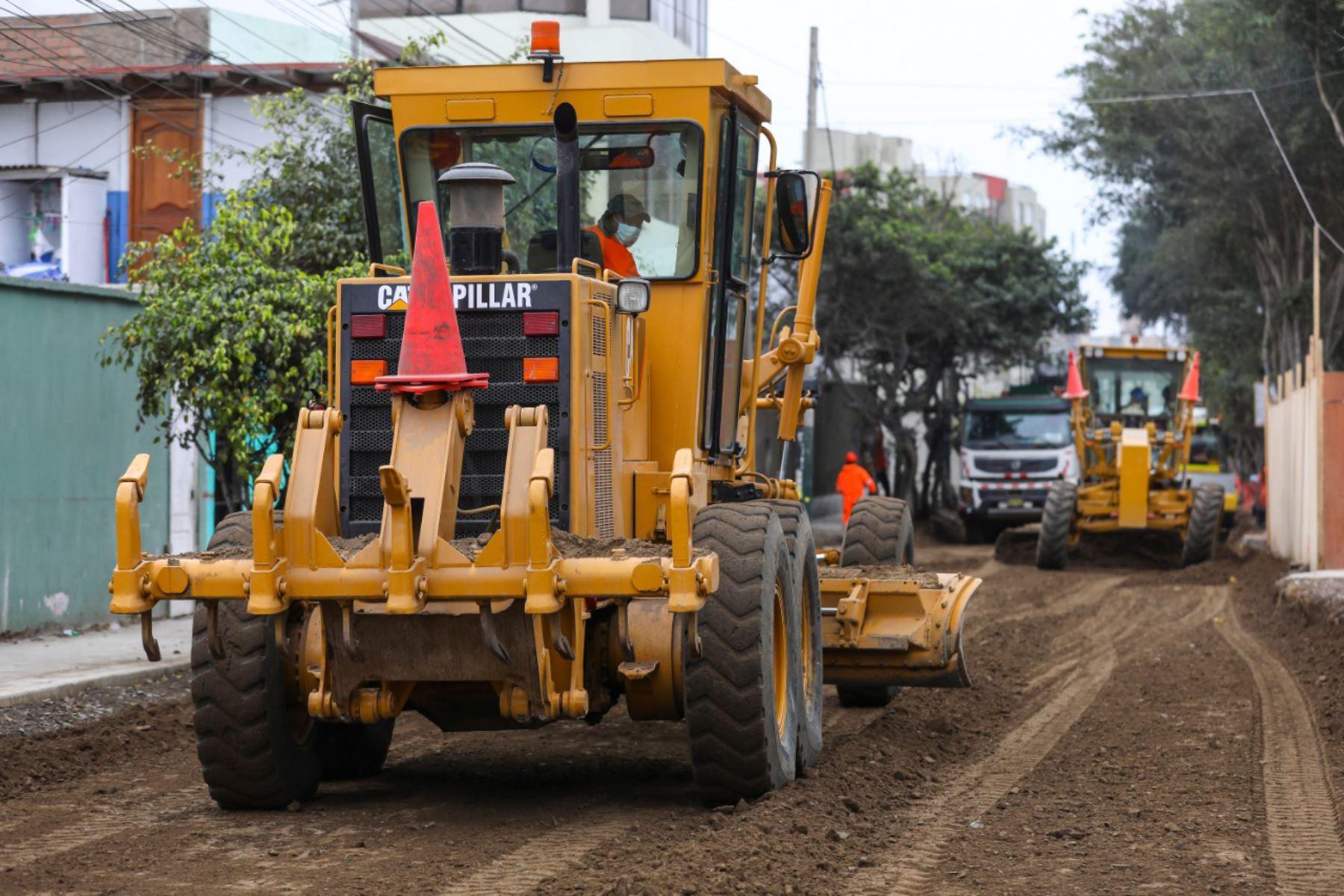 Trabajos de esta infraestructura vial concluirían los primeros días de enero. ANDINA/Difusión