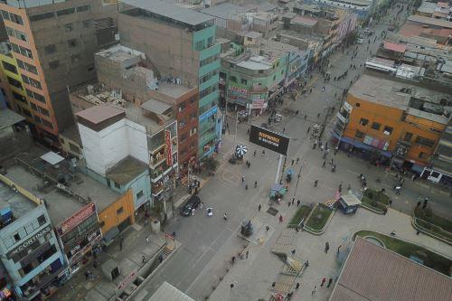 La Victoria: operativo en Gamarra ha sido un éxito y se mantendrá en el tiempo