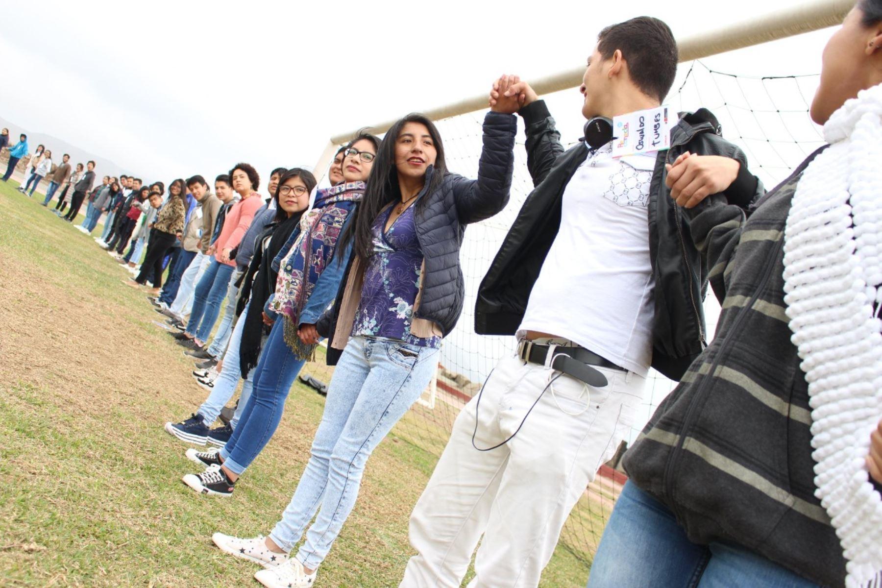 Senaju convoca Premio Nacional de la Juventud 2020. Foto: ANDINA/Difusión.