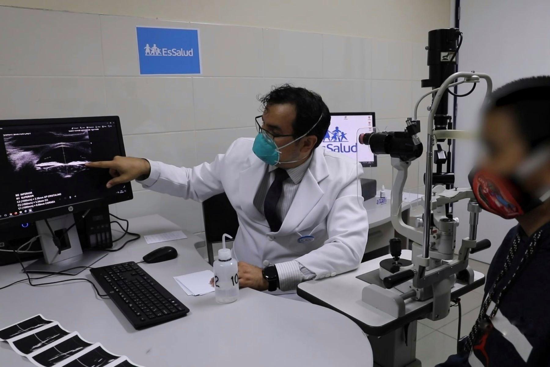 En lo que va de la pandemia, suman veintidós los pacientes pediátricos operados. Foto:Hospital Guillermo Almenara