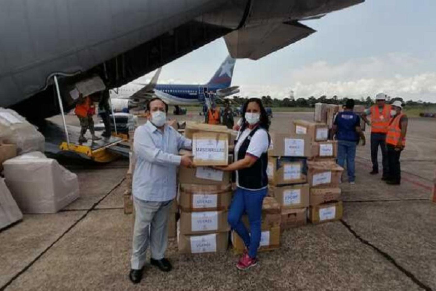 Covid-19: donan alimentos para atención en salud en distrito loretano de Yaquerana | Noticias