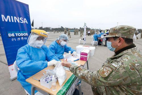 Coronavirus: Descarte y tratamiento de la Covid-19 en el Cuartel General del Ejército