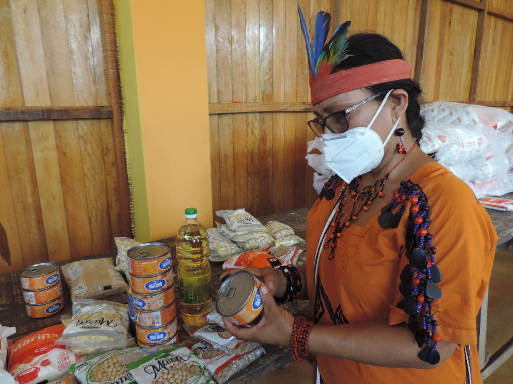 Emergencia sanitaria: garantizan entrega de alimentos a 400,000 indígenas | Noticias