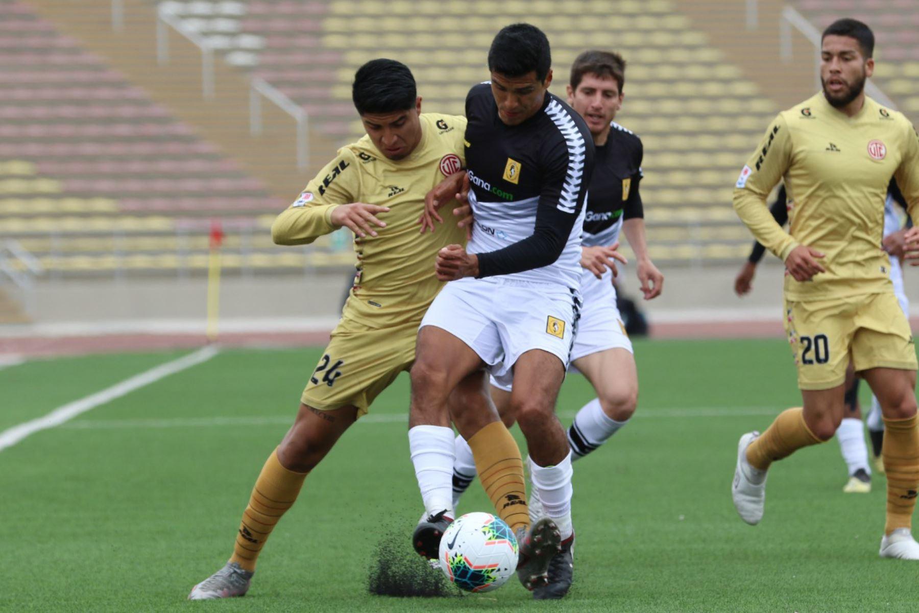 UTC  se enfrenta al Cantolao por la jornada 12 de la Liga 1 que se disputa en el estadio San Marcos.  Foto: @LigaFutProf