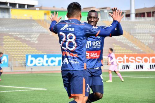 César Vallejo gana 2 a 0 al Sport Boys en la jornada 12 de la Liga 1
