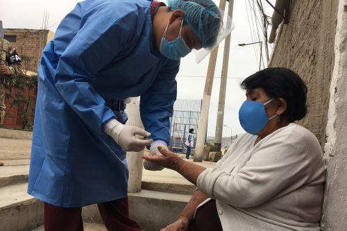 Minsa atenderá a más de 7 mil personas en 3 días de operación Tayta en Villa El Salvador y Chorrillos