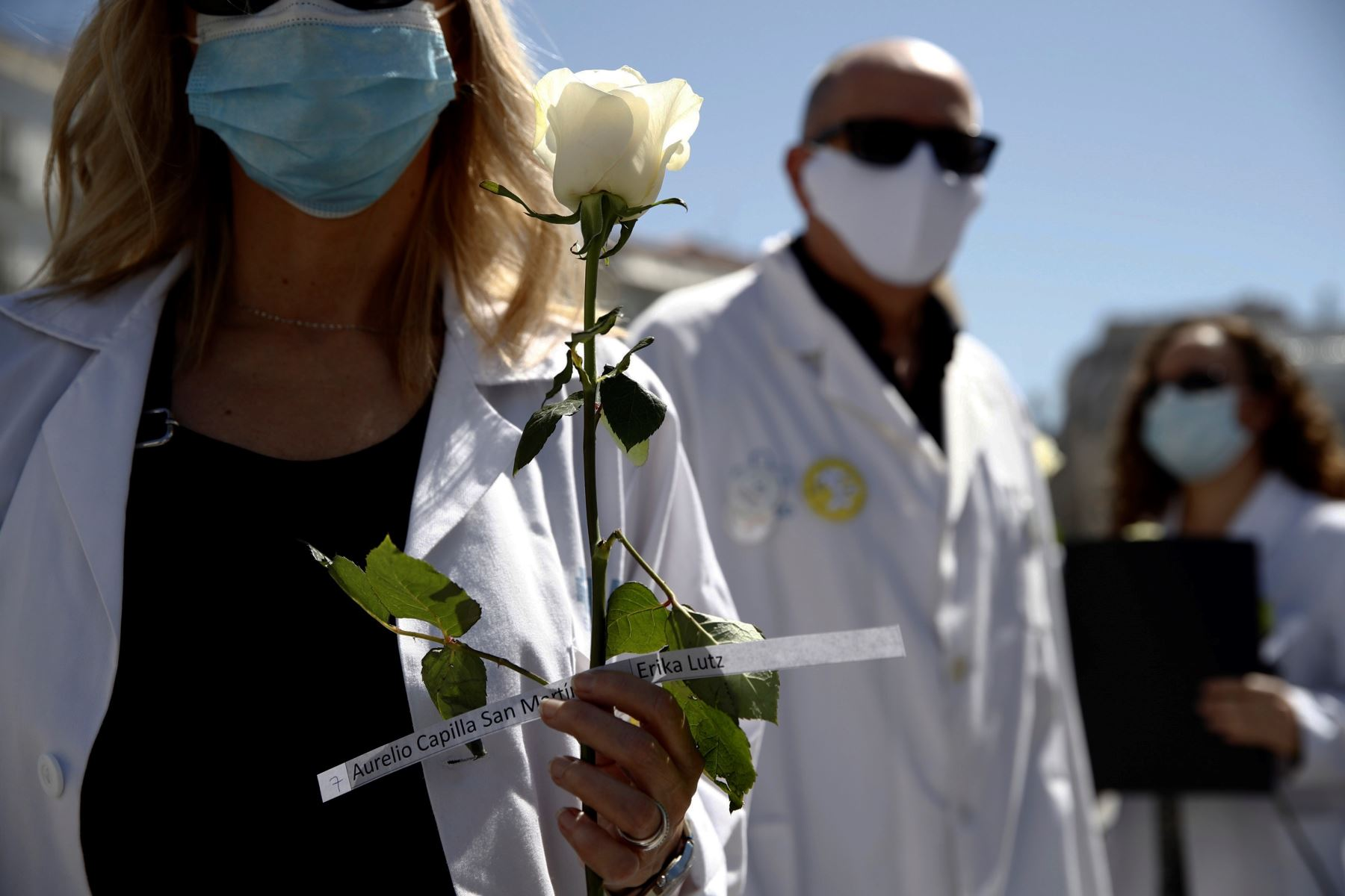 Coronavirus: Los médicos madrileños se plantan ante la falta de recursos | Noticias