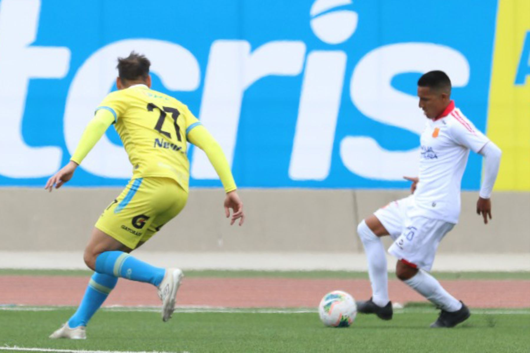 Club Carlos Stein se enfrenta al Atlético Grau por la jornada 12 de la Liga 1 que se disputa en el estadio San Marcos.  Foto: @LigaFutProf