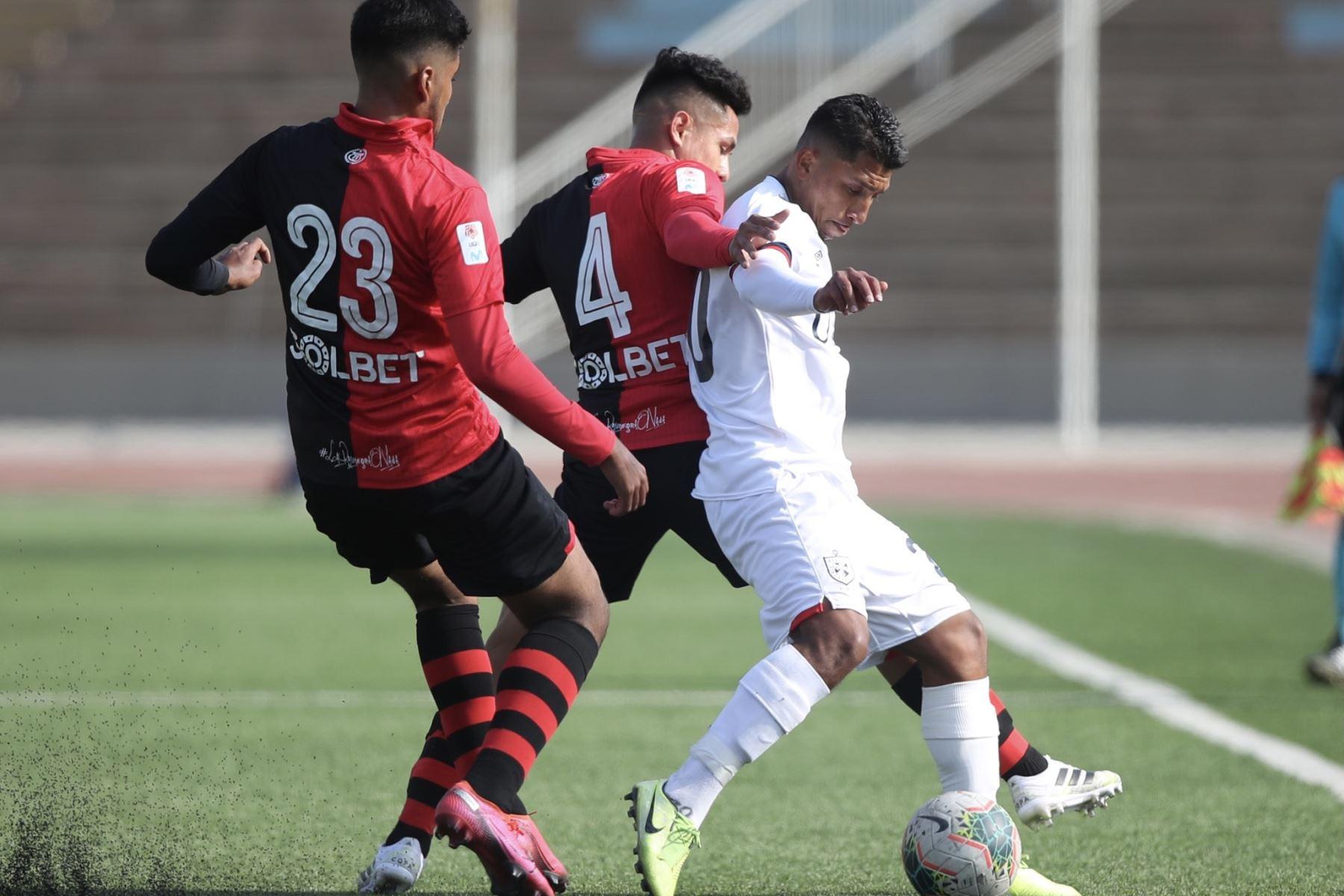 Melgar  se enfrenta al club San Martín por la jornada 12 de la Liga 1 que se disputa en el estadio en el estadio San Marcos. Foto: @LigaFutProf