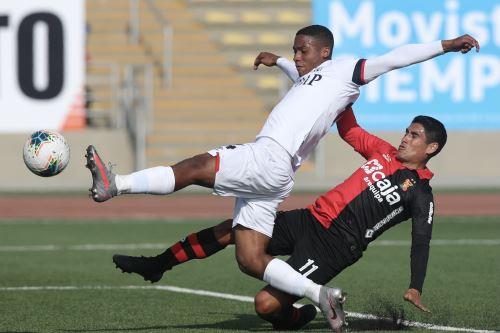 Melgar  empata 1-1 ante San Martín en la jornada 12 de la Liga 1