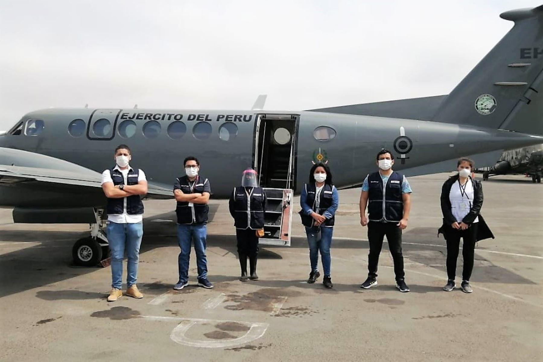Minsa: especialistas fortalecerán la respuesta al covid-19 en el sur del país | Noticias