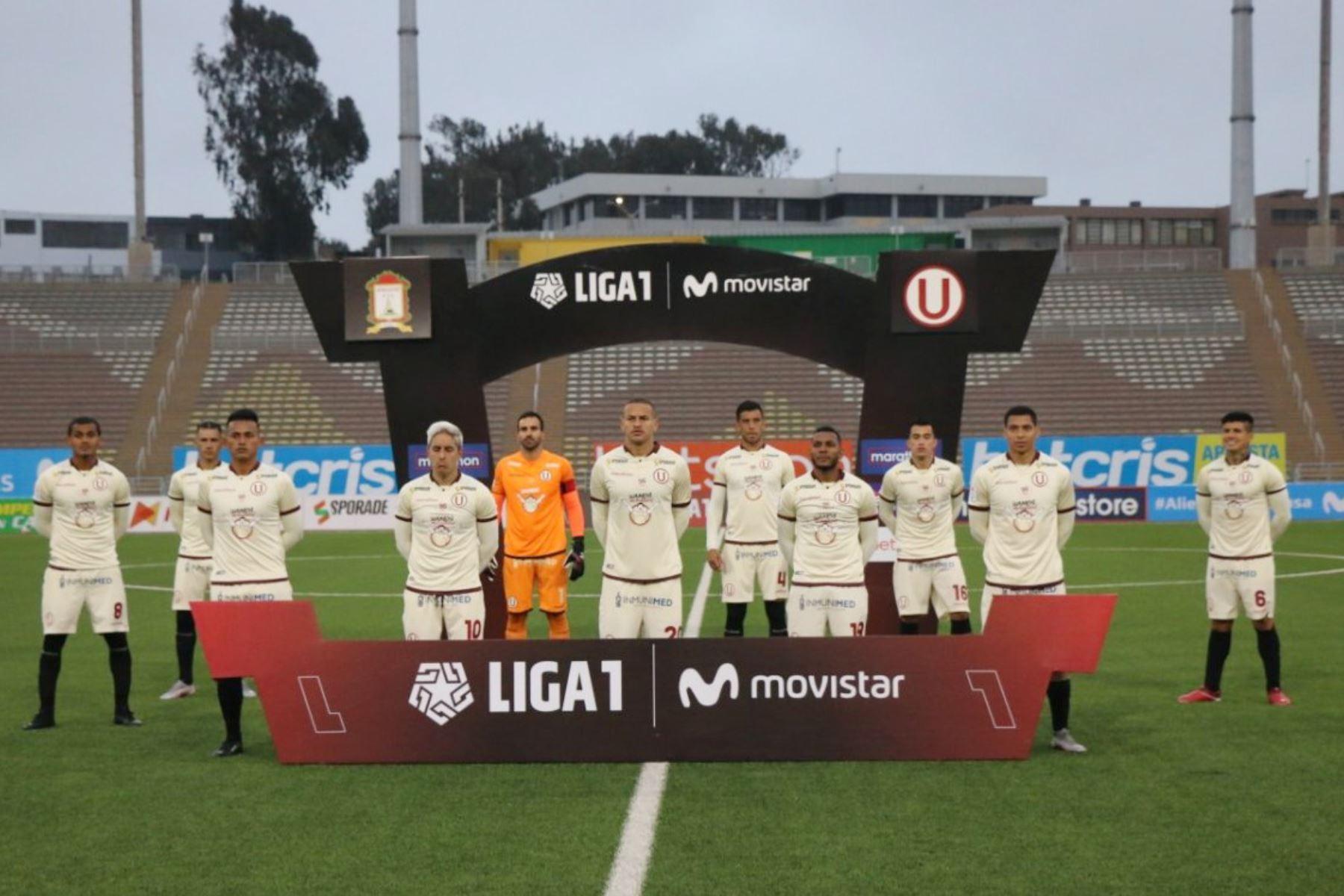 Universitario se enfrenta al club FC Ayacucho por la jornada 12 de la Liga 1 que se disputa en el estadio en el estadio San Marcos. Foto: @LigaFutProf