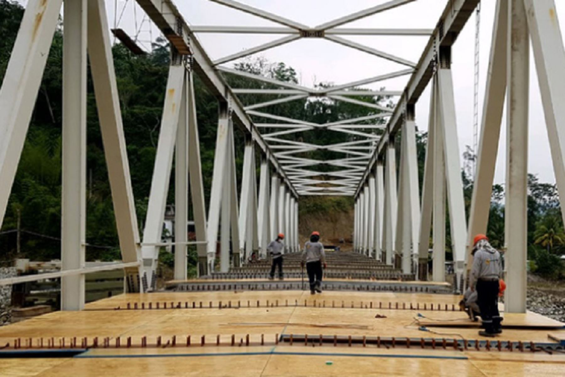 Cusco: puente Kimbiri-Irapitari beneficiará a más de 16,000 peruanos del Vraem | Noticias