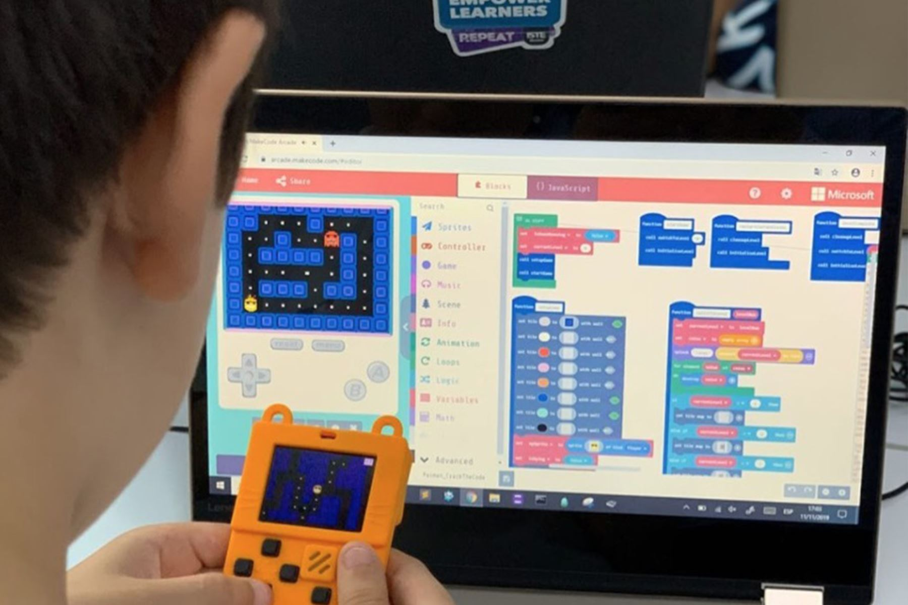 Niños podrán capacitarse en desarrollo de videojuegos en concurso regional   Noticias