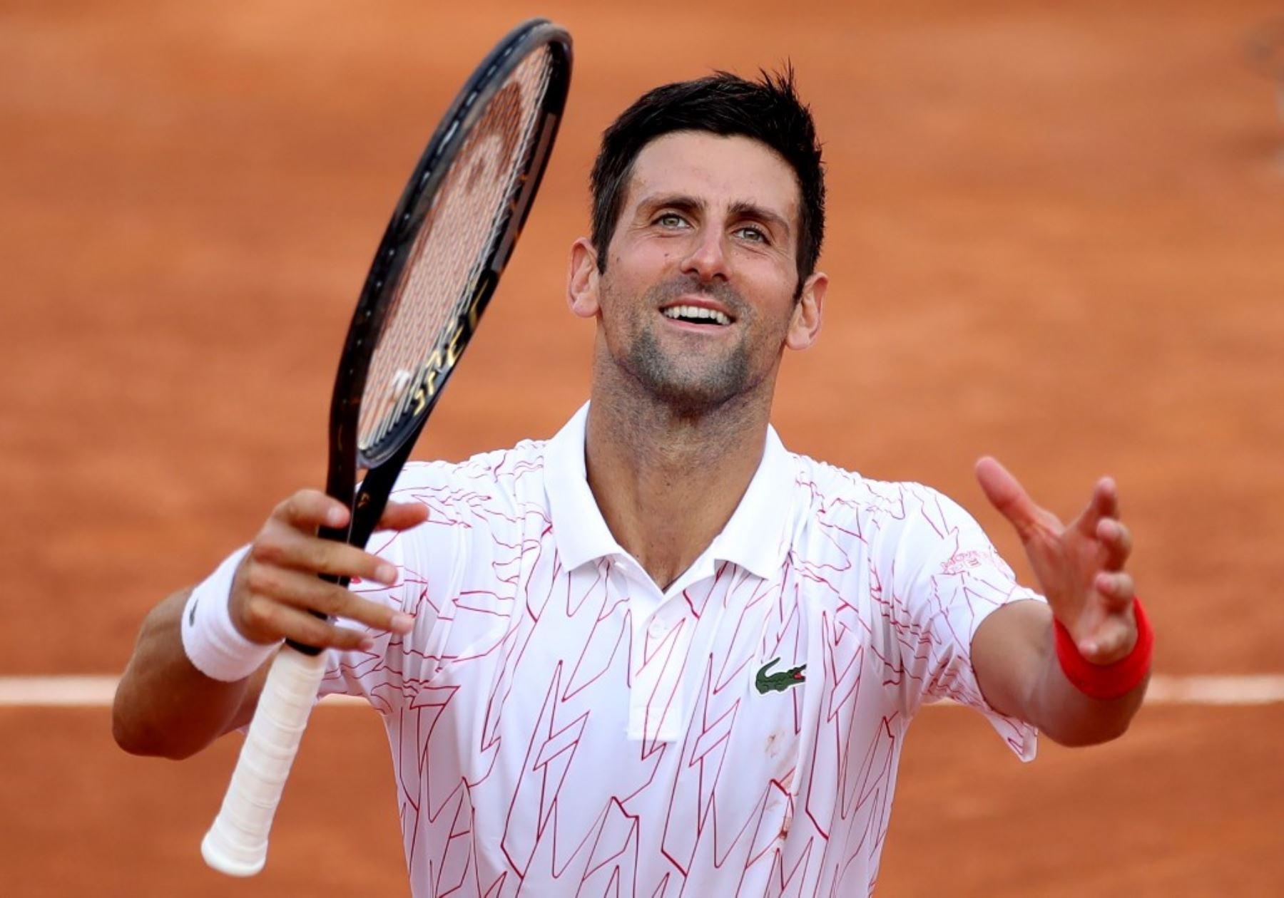 Djokovic vence a Ruud en la semifinal y peleará por su quinta corona en Roma | Noticias