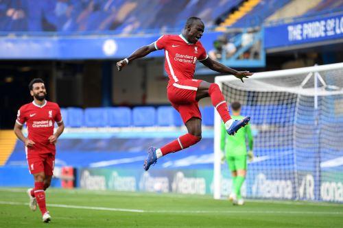 Liverpool venció 2 a 0 al Chelsea por la Premier League