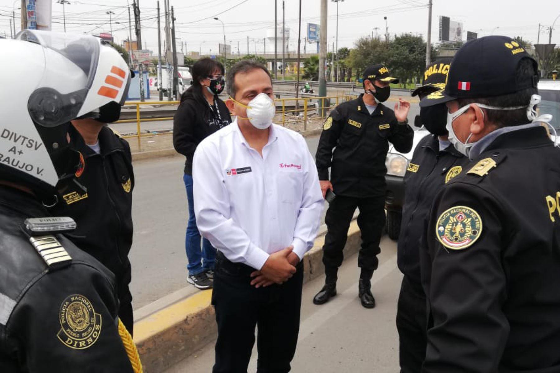 Mininter comparte lineamientos de su gestión con personal de Región Policial Lima   Noticias