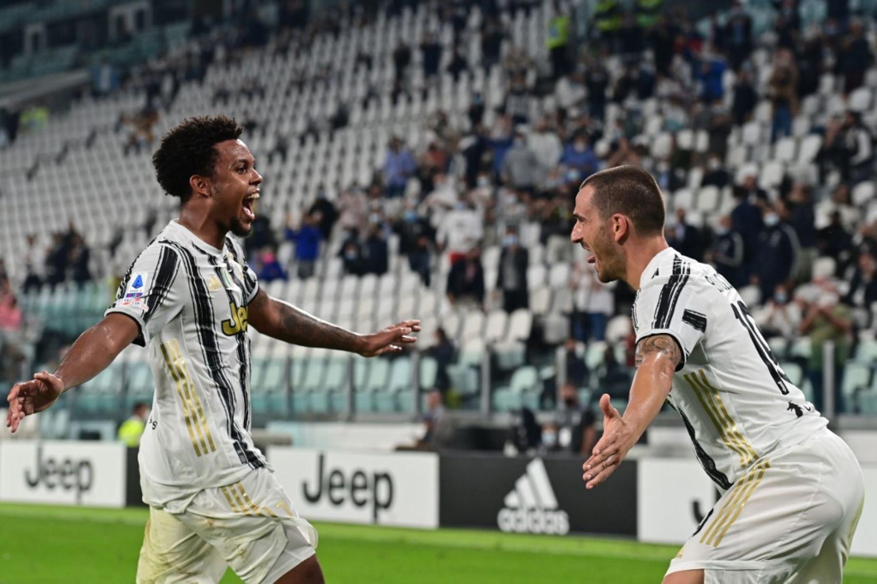 Pirlo debuta en la Juventus con un triunfo 3-0 ante la Sampdoria | Noticias