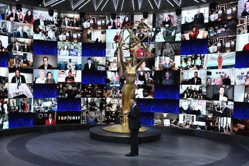 Así se desarrolló la ceremonia virtual de los Premios Emmy 2020