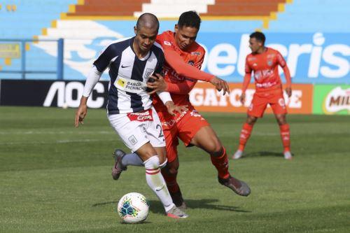 Liga 1: Alianza Lima y César Vallejo empataron 1-1 por el Torneo Apertura