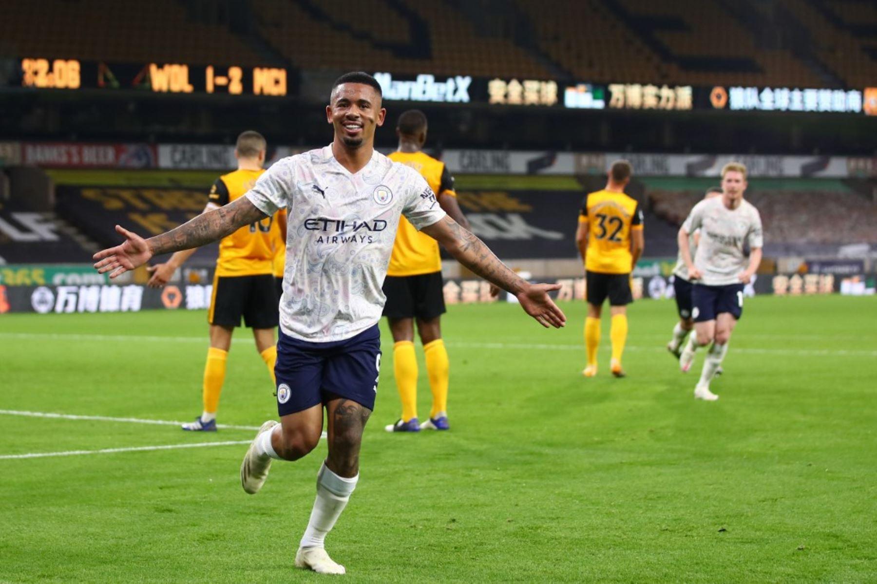 Manchester City comienza con buen pie al derrotar al Wolverhampton | Noticias