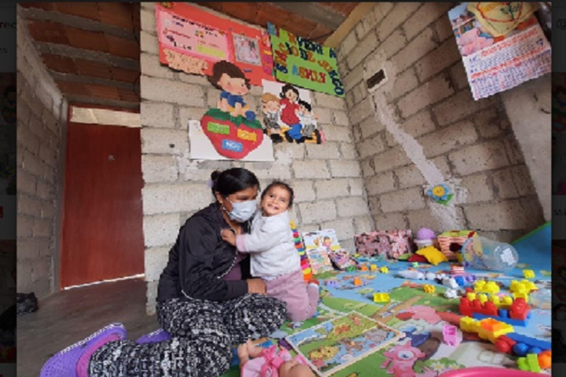 Cuna Más sigue monitoreo a sus más de 160,000 familias usuarias ante el covid-19 | Noticias
