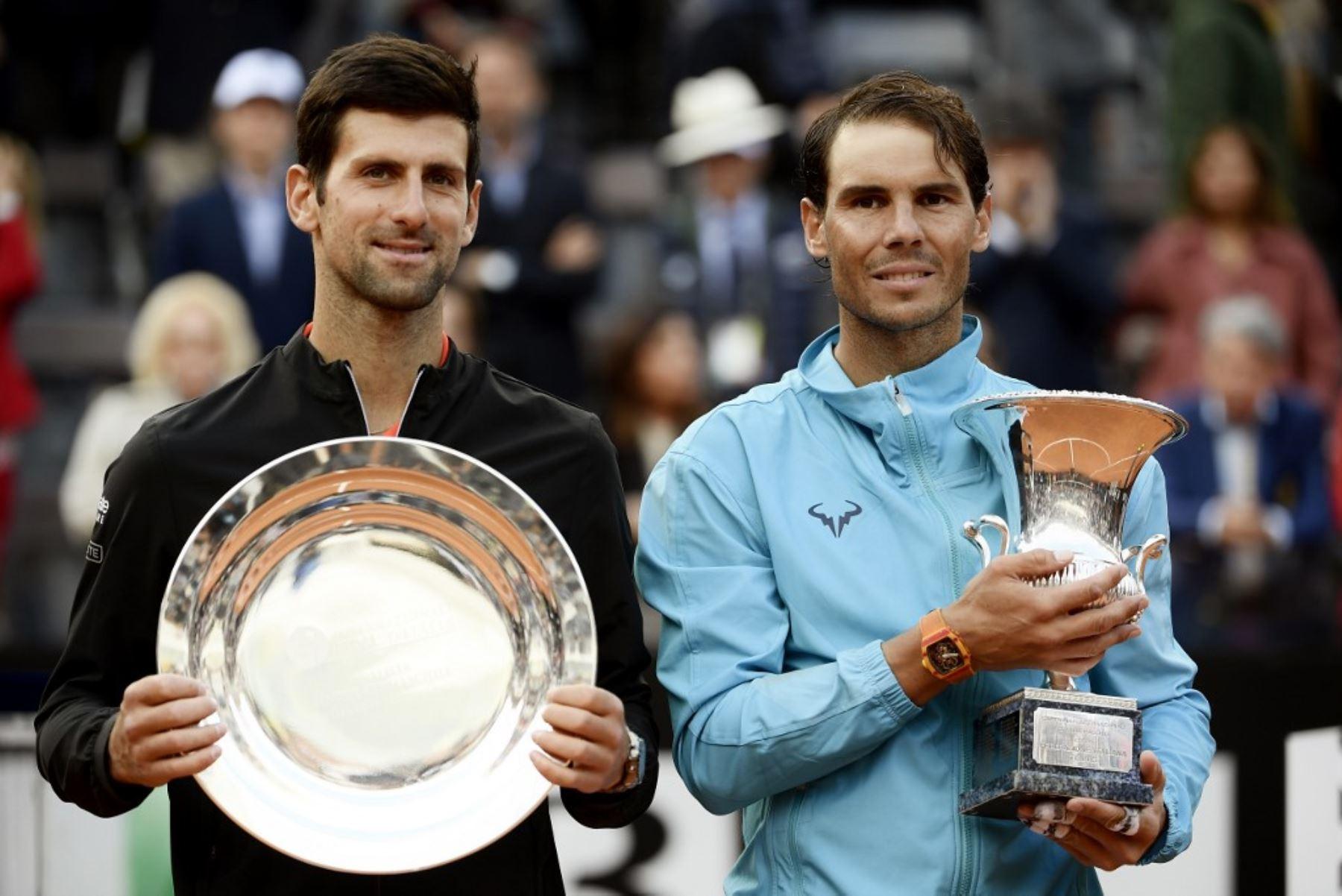 Djokovic, Nadal y Thiem; podio de la ATP antes del inicio de Roland Garros | Noticias