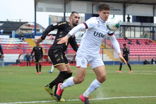 Club UTC y Universidad San Martín igualan 1 a 1 por la jornada 13 de la Liga 1