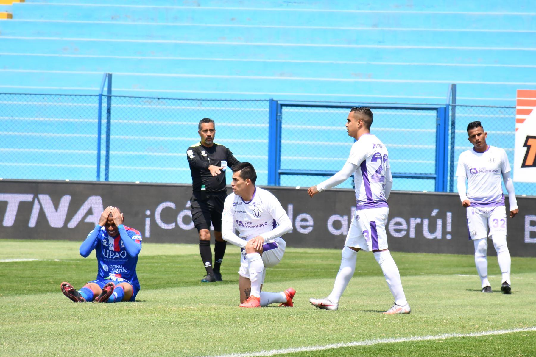 Universitario y Mannucci chocan por la jornada 13 de la Liga 1. Foto: @LigaFutProf