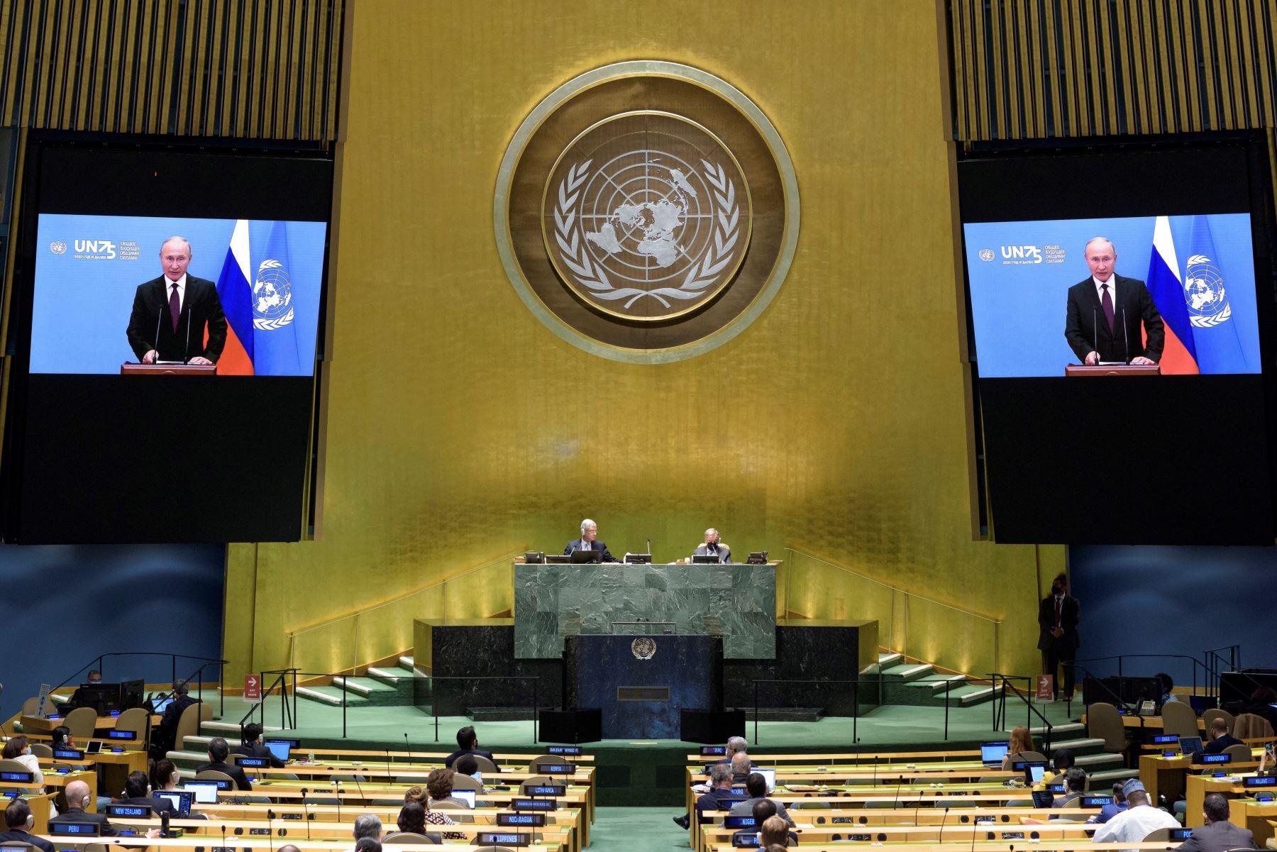 Putin afirma que la vacuna rusa es segura y se la ofrece gratis a la ONU | Noticias