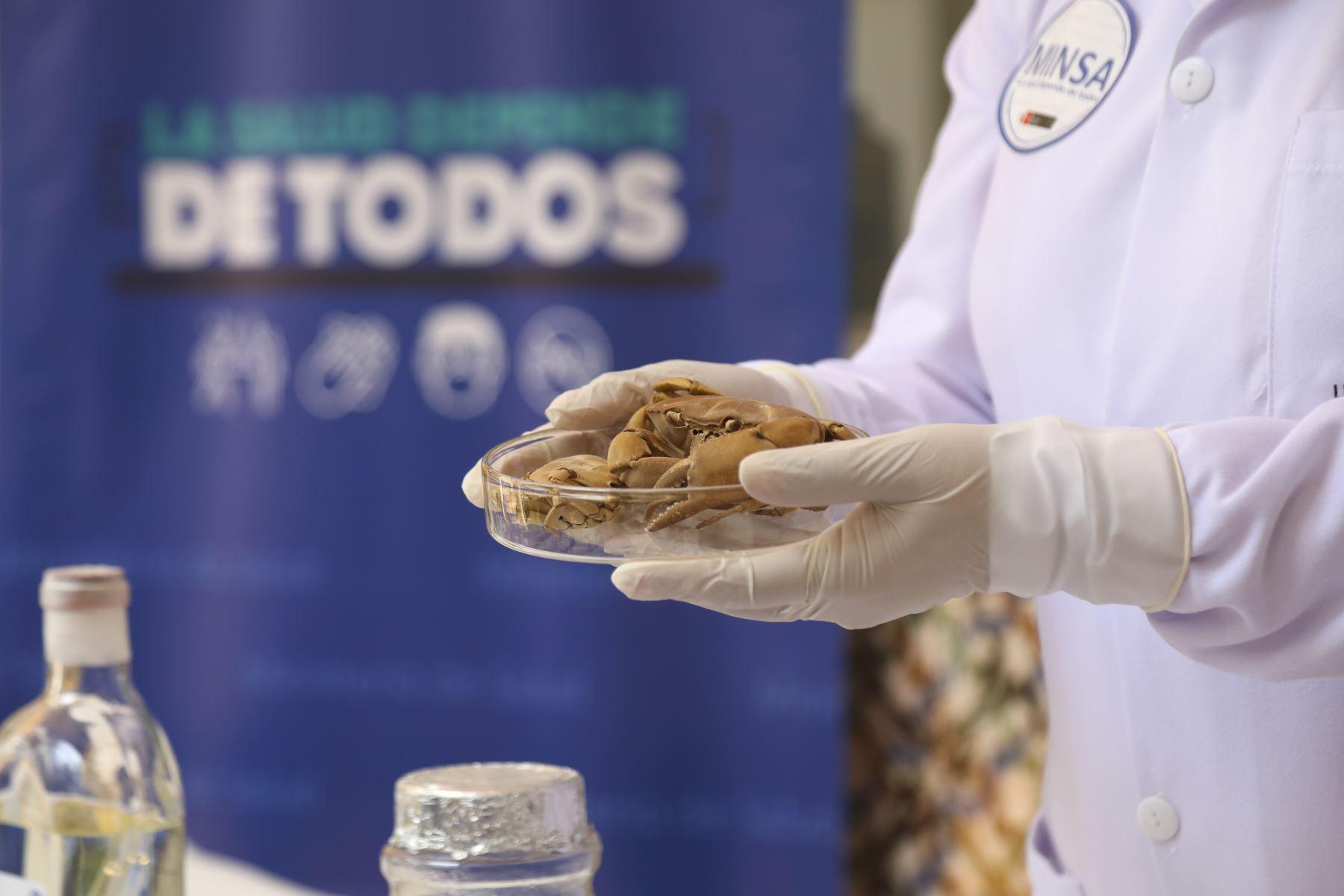 Minsa: 90% de parásitos se transmiten por consumo de alimentos y bebidas contaminadas | Noticias