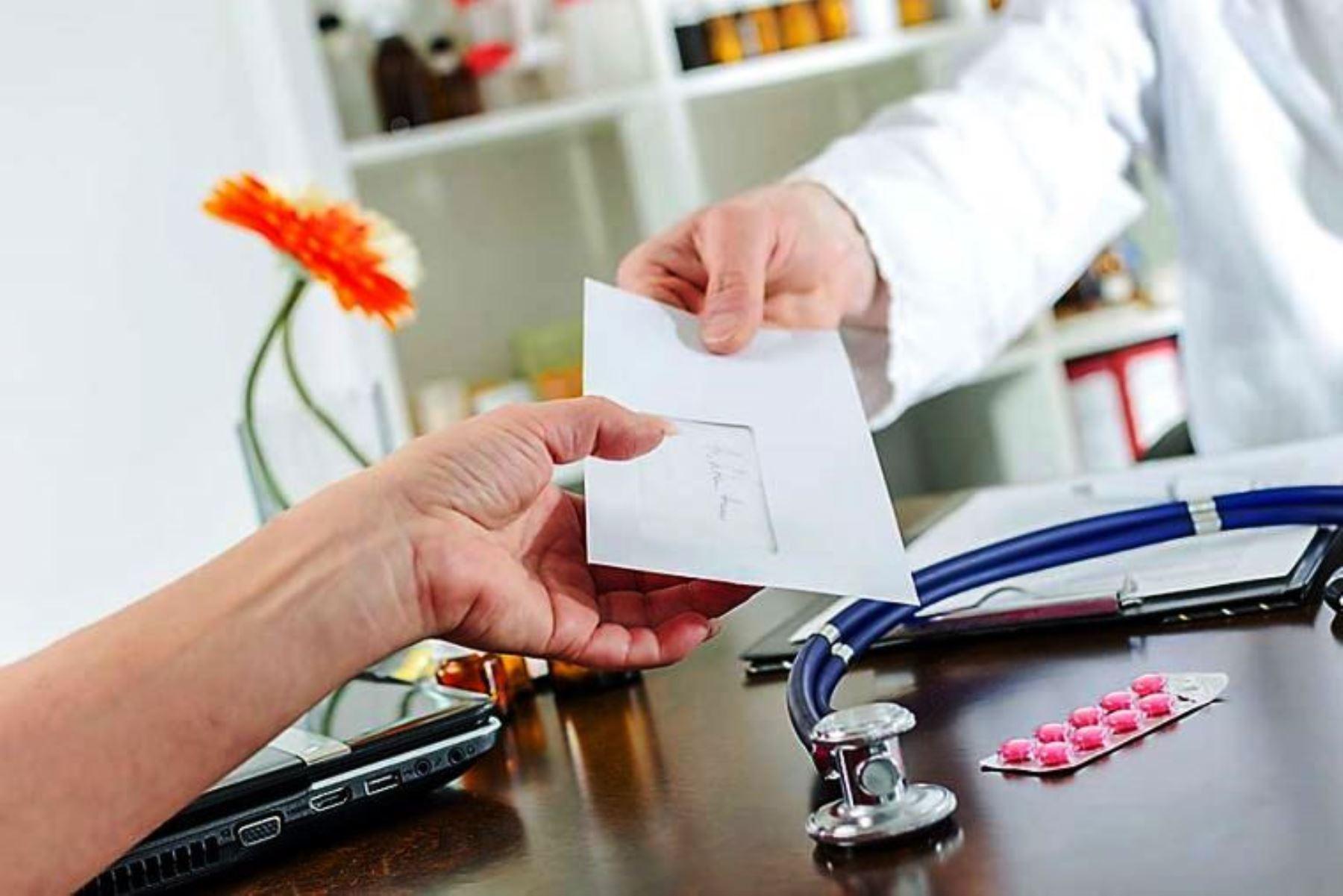 EsSalud permite entrega de certificados médicos particulares. Foto: ANDINA/Difusión.