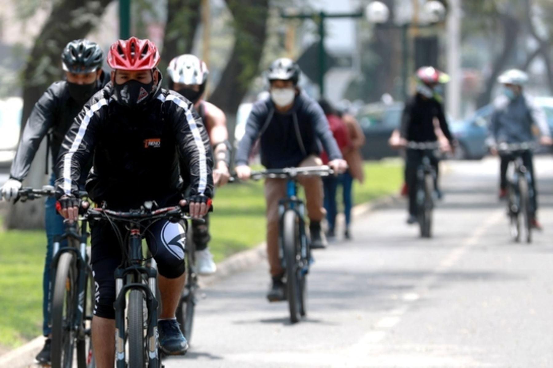 MTC pone a disposición de la ciudadanía el Manual para Ciclistas del Perú. Foto: ANDINA/difusión.
