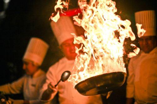 Culinaria peruana es ampliamente difundida. AFP