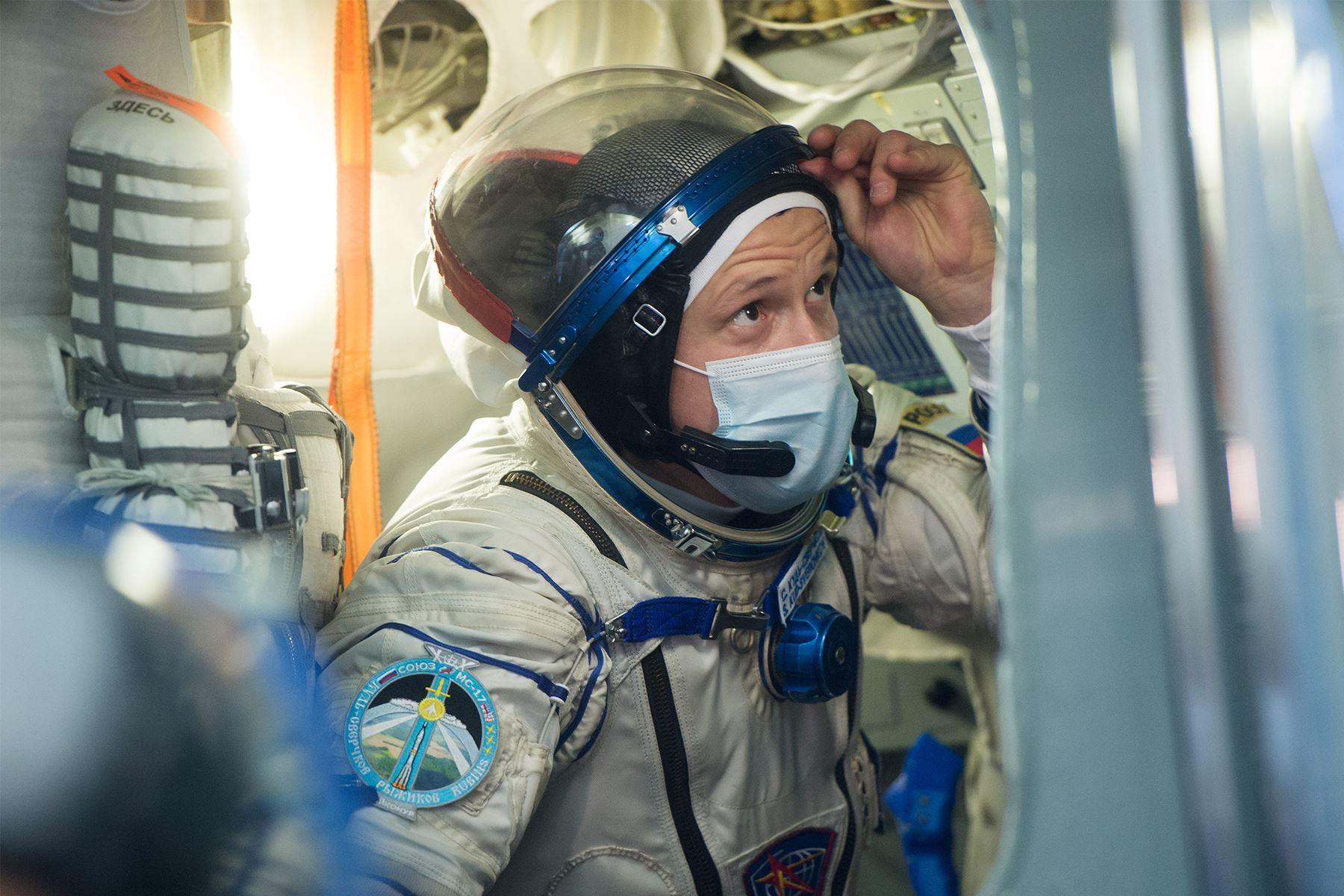 La Estación Espacial debió maniobrar para evitar colisionar con escombros de un cohete   Noticias