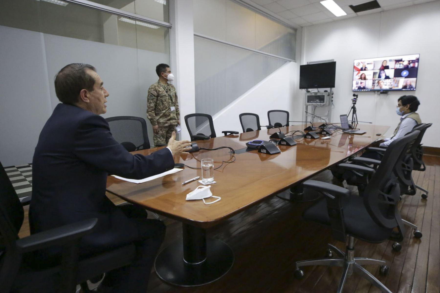 Jefe del Gabinete clausuró seminario sobre Ciudad Bicentenario en Ancón | Noticias