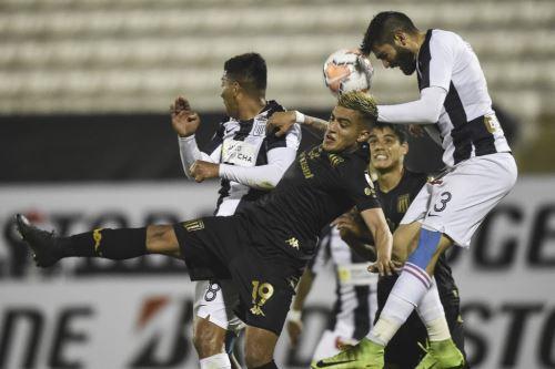 Copa Libertadores: Alianza Lima pierde 2 a 0 con Racing en Matute