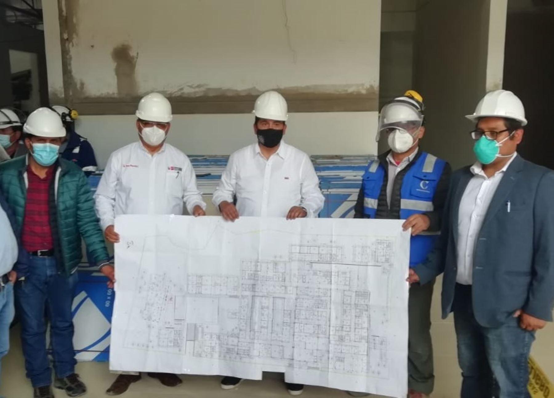 Apurímac: invertirán S/ 127 millones para construir Hospital de Tambobamba | Noticias